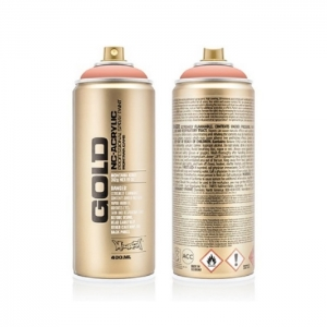 몬타나/GOLD/EMC1050_METALLIC GOLD/400ml